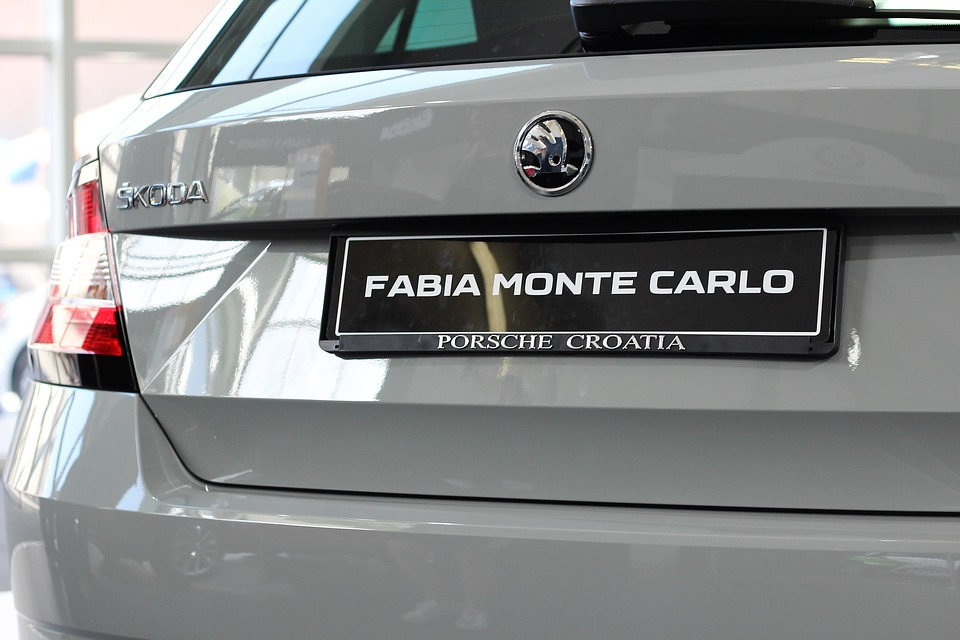 auto Fabia