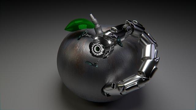 červ robot