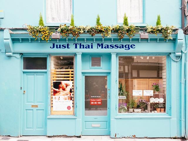 masážní studio