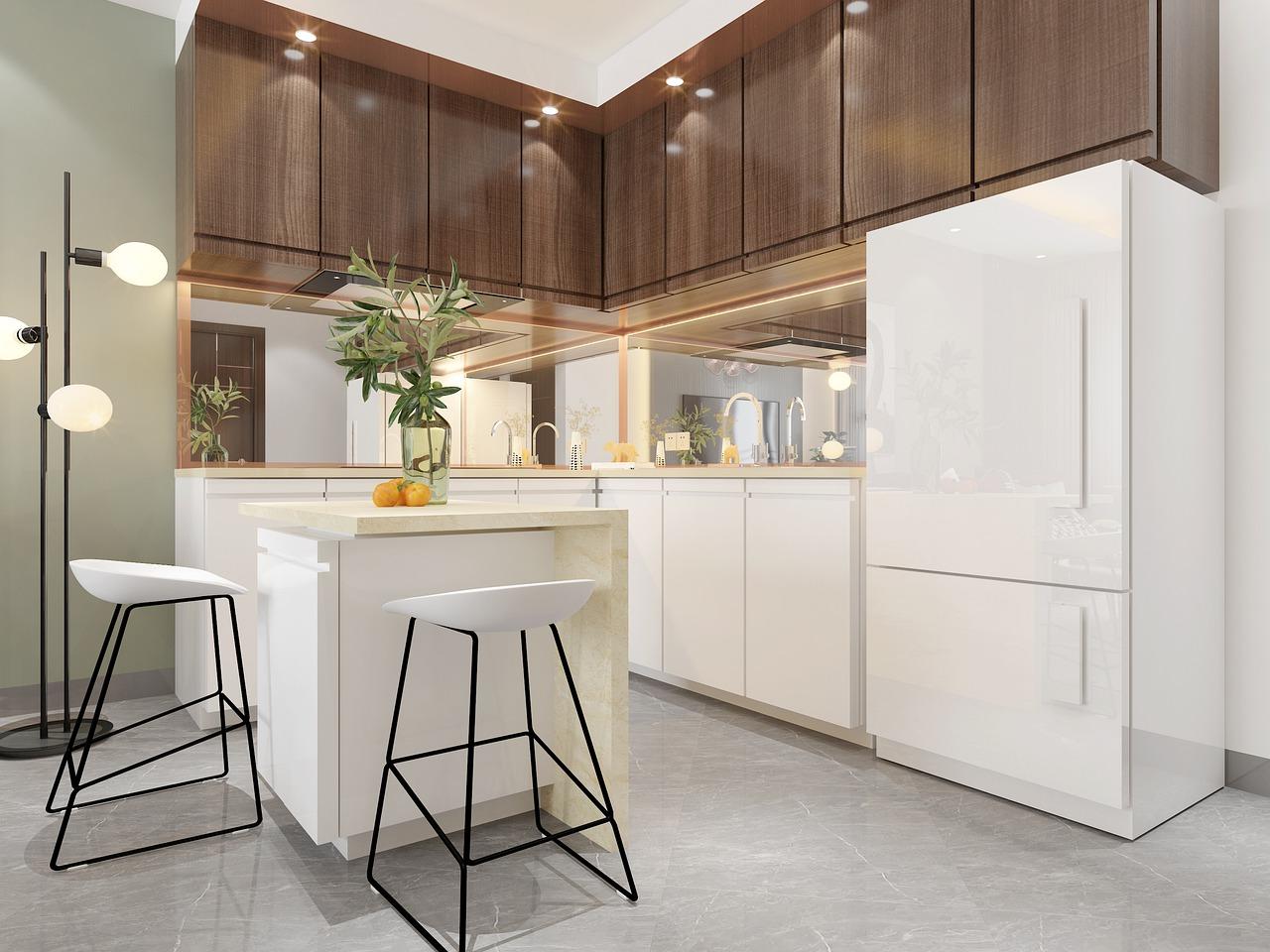 interiér kuchyně